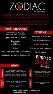 RTE ZODIAC MADRID